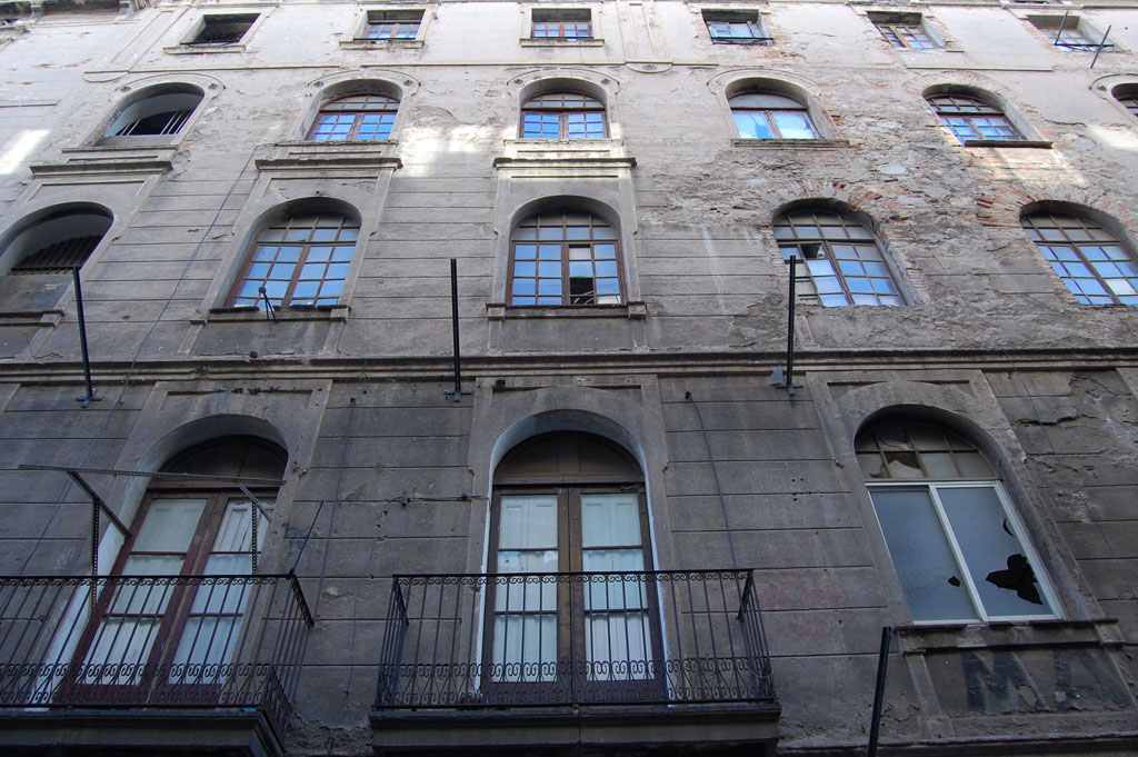 Edificio del Paralelo