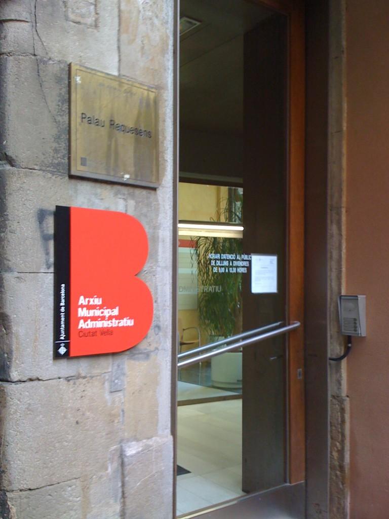Archivo Municipal de Ciutat Vella
