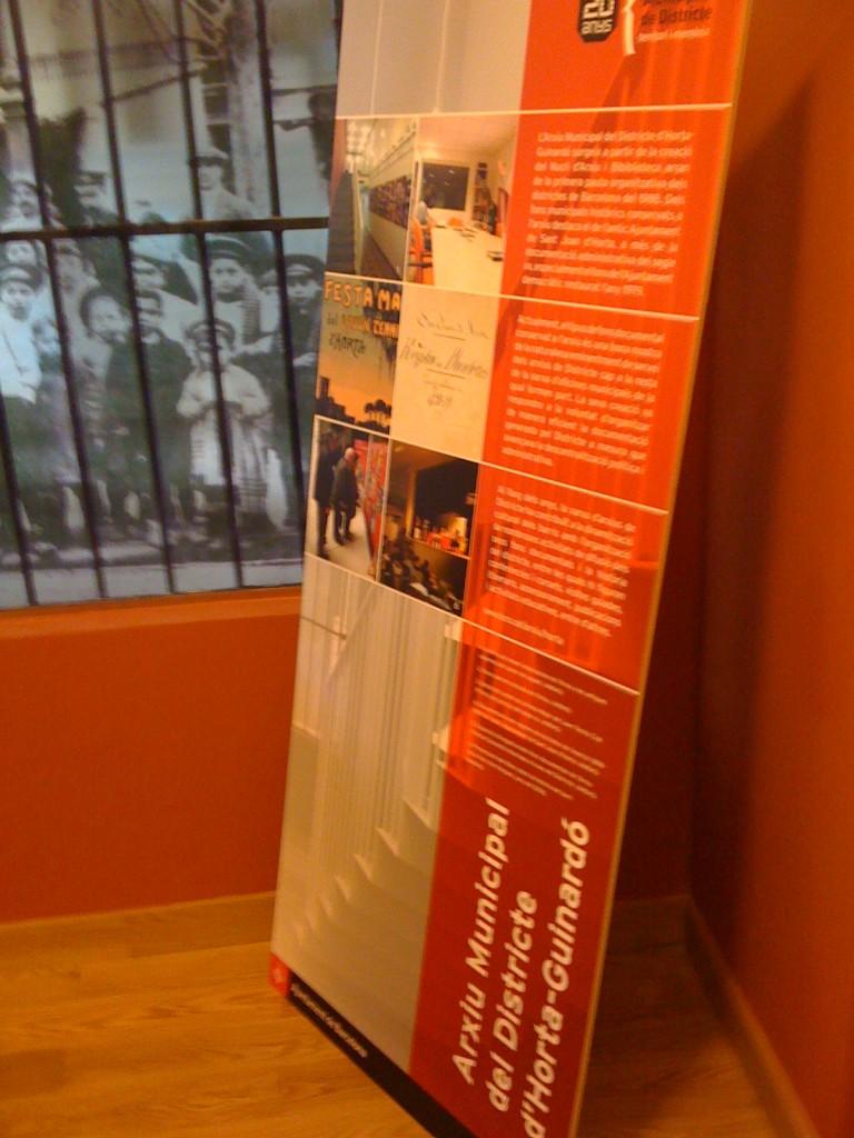 Arxiu històric d'Horta Guinardó